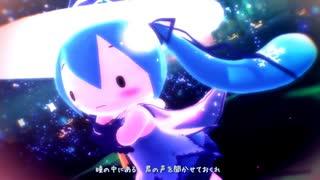 【MMD】Heart Beats(ふわふわぬいぐるみ初音ミク雪2014)