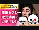 辻元議員に生田よしかつさんとグレーがガチギレ!!