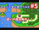 【スーパーマリオワールド】あのスーパーファミコンの名作をクリアまでぶっ続けスペシャル!!part5