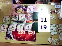 【東方ナンバースマッシュ】第12回トーナメント【カードゲーム】