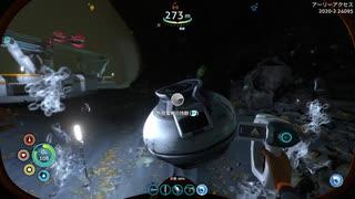"""[実況] はてしなく海28 """"Subnautica Below Zero"""""""