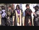 【安芸ひろしま武将隊】2020.2.23/広島城二の丸15:00回