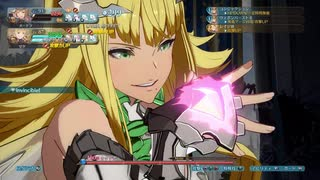 【グラブルVS】 RPGモード 難易度ハード カタリナ戦 0被弾最速撃破