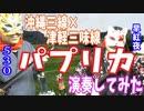 【津軽×沖縄】パプリカ【三味線】