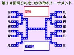 【東方ナンバースマッシュ】第14回トーナメント1回戦【カードゲーム】