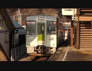柳津駅(JR気仙沼線)に到着する列車を撮ってみた