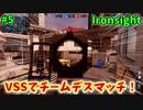 【Ironsight】VSSでチームデスマッチ(VSS) #5