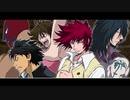 2003年04月01日 TVアニメ エアマスター OP 「烈の瞬」(ジャパハリネット)