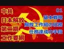 中共日本解放第二期工作要綱