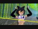 【MMD】黒椛がチャイナ服でハイファイレイヴァー【紳士枠】