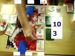 【東方ナンバースマッシュ】第14回トーナメント2回戦第3第4試合【カードゲーム】