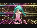 【MMD】ぷちあぴミク de Gimme×Gimme