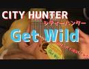 カリンバでシティーハンター「Get Wild」演奏してみた