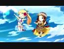 【きららファンタジア】暗雲!ヒナ祭り 極クエスト きんモザ★4前衛縛り