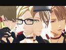 【MMDA3!】B.B.F【左京・千景・一成・至】