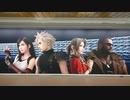FINAL FANTASY VII REMAKE 各所コラボイベント風景スライドショー 【作業用BGM】高画質
