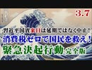 【完全版】3.7 習近平国賓来日、延期ではなく中止を!消費税ゼロで国民を救え!緊急決起行動 [R2/3/13]