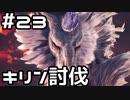 【実況】さぁ狩りの時間だ【MH:W IB】23日目