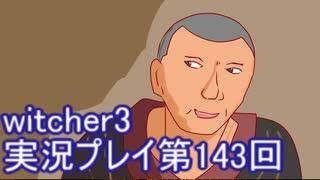 探し人を求めてwitcher3実況プレイ第143回