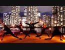 【AXIS】インビジブル / -KEMU VOXXで超火力ヲタ芸してみた!!【超ヲタ芸エリア ショーケース出演枠 公募作品】