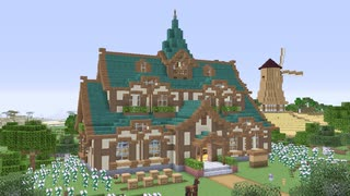【Minecraft】今更ドハマりした男の『MINECRAFT』実況プレイ part59-3