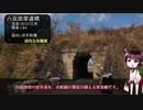 【1分弱車載祭】東北きりたんぱつ 八反田架道橋