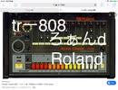 【シーケンス】Roland 「TR-808」 1980年代後半 ハウス、ヒップホップ リズム