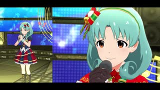 【ミリシタMV】MUSIC♪ まつり姫ソロ&ユニットver