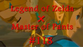 【趣味】拙いですがパンツでマスターになる【ゼルダの伝説ブレスオブザワイルド】pants118