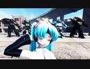 【MMD】『らぶさんがやってきたぞっ』by らぶさん with ATダンサーズ
