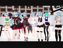 【MMD】FIESTA [Link Models DL]