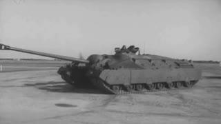 USAぎの国のかめ戦車