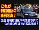 【海外の反応】韓国の 文在寅大統領 国連 制裁違反か? 国連の 北朝鮮 制裁違反の 事例写真に 文大統の 平壌での 写真掲載!
