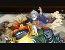 【城プロ音楽変更動画】【4周年記念!招城祭 -弐- 難しい】に ほわわんな城娘で挑戦