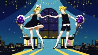【鏡音リン・レンV4X】 夜もすがら君想ふ 【カバー・PV】