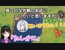チャンネルのヘッダーが真っ白なことを運営に注意されるも通じない楓と美兎【にじさんじ】