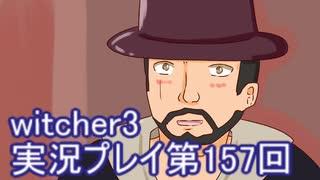 探し人を求めてwitcher3実況プレイ第157回