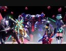 【PSO2】ディバイドクエスト「グラーブエクゼクル戦」(7thOP Full)最終版【戦闘BGM】