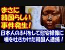 【海外の反応】 韓国人が 日本人のふりをして 慰安婦 少女像に唾を吐き 「朝鮮人!」と叫びながら撮影 → 韓国人4人検挙