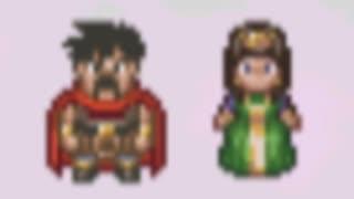 【ドラクエ5】初代・PS2・DS版を同時にプレイして嫁3人とも選ぶ part83