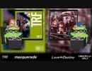 【iM@SHUP】TRF vs. シンデレラガールズ with 4 tracks【アイマス最KOO】