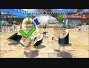 Wii Sports Resort チャンバラ クレイジー剣士のクレイジー居合い切り