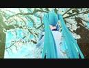 【MMD】桜と都会とPrhythmatic【YYB式初音ミク】