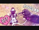 【AIBO】ダックス・ミーツ・ロボ【わんわん動画】