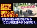【海外の反応】 日本は 韓国に対して 謝罪を したことがないのか? 「あるんだが・・・」