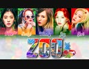 "Red Velvet - ""Zoo""【Lyrics/Audio】"