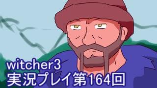 探し人を求めてwitcher3実況プレイ第164回