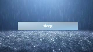 sleep / 初音ミク