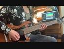 【鬼アレンジ】家庭教師ヒットマンREBORN!!(俺的)神BGMギターで弾いてみた