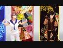 【NeXT FaLL(実樹・辺音ライア♂)】脳漿炸裂ガール【UTAU-MMD】